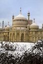 Brighton in winter Stock Images
