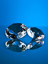 Brillant and diamond Royalty Free Stock Photo