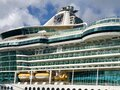 Brilliance of the Seas cruise liner Royalty Free Stock Photo
