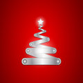 Brilliant christmas tree Royalty Free Stock Photos