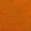 Brilliant orange rip stop strong and durable material Royalty Free Stock Photo