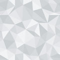 Brilliant seamless pattern. Diamond triangle vector background. Royalty Free Stock Photo