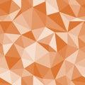 Brilliant seamless pattern. Diamond triangle vector background. Royalty Free Stock Photo