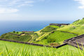 Brimstone hill fortress, St. Kitts and Nevis Royalty Free Stock Photo