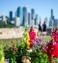 Brisbane city runner