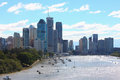 Brisbane city scenes Royalty Free Stock Photography