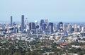 Brisbane Lookout Mt Coot-tha