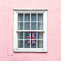 Union jack Royalty Free Stock Photo