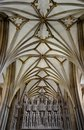 Bristol cathedral Royalty Free Stock Photo