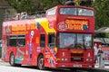 Bristol City Sightseeing Bus Royalty Free Stock Photo