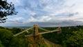 Bristol Clifton Suspension Bridge at Golden Hour D