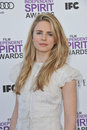 Brit Marling Royalty Free Stock Photo