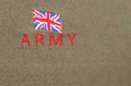 British Army Stock Photo