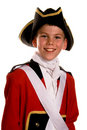 British Army Red Coat Stock Photography
