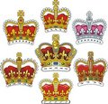 British  Crown Royalty Free Stock Images