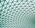 The British Museum, Great Court Royalty Free Stock Image