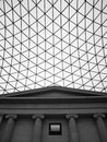 British Museum in London. Royalty Free Stock Photos