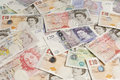 British Paper Currency Stock Images