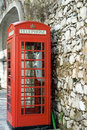 British Phone Booth Stock Photos
