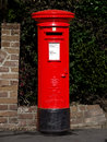 British Post Office Box Royalty Free Stock Photo