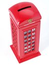 British telephone box. Royalty Free Stock Photo