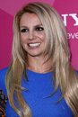 Britney spears at the the x factor season premiere and handprint ceremony chinese theater hollywood ca Royalty Free Stock Images