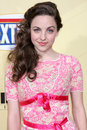 Brittany curran arriving at the extract premiere at the arclight theater in los angeles ca on august Royalty Free Stock Photography