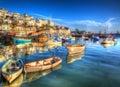 Brixham Boats Devon England UK...