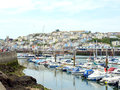 Brixham devon Image stock