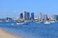 Broadwater Gold Coast Queensland Australia Royalty Free Stock Photo