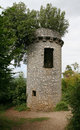 Broadwoods folly a th century built by thomas broadwood on box hill in surrey Royalty Free Stock Images