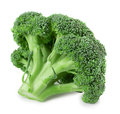 Broccoli isolated on white background Royalty Free Stock Photo