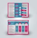 Brochure Mock Up Design Templa...