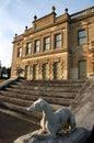 Brodsworth Hall Royalty Free Stock Photos