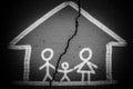 Zlomený rodina
