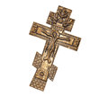 Bronze Cross Stock Images