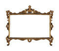Bronze frame Stock Photos