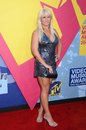Brooke hogan at the mtv video music awards paramount pictures studios los angeles ca Stock Photos