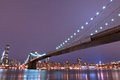 Brooklyn Bridge Royalty Free Stock Photos
