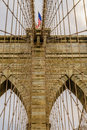Brooklyn Bridge New York Royalty Free Stock Photo
