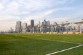 Brooklyn Bridge Park  Royalty Free Stock Photo