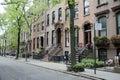 Brooklyn Brownstone Royalty Free Stock Photo