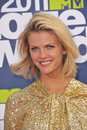 Brooklyn decker mtv movie awards gibson amphitheatre universal studios hollywood june los angeles ca picture paul smith Royalty Free Stock Photo