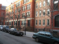 Brooklyn Historic Imagens de Stock