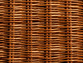 Brown basket weave pattern texture Stock Images
