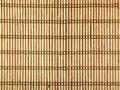 Brown beige bamboo wood mat background texture Royalty Free Stock Photo