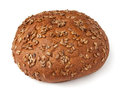 Brown bread loaf Royalty Free Stock Photo