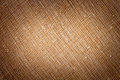 Brown canvas texture Royalty Free Stock Image