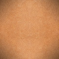 Brown cardboard background or slanting stripe pattern texture Stock Photo