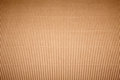 Brown carton paper background Royalty Free Stock Photo